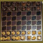 Chafitz Great Game Machine Chess Board
