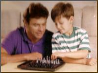 Excalibur produces chess computers and games for the enjoyment of kids and adults. Picture taken from a box