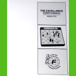 Fidelity The Excellence Model EP12 (1985) User Manual