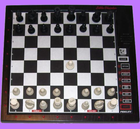 Fidelity Little Chesster Challenger (1991)